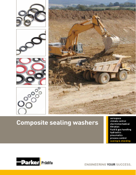 pdf PDE 3358-GB Composite Sealing Washers image