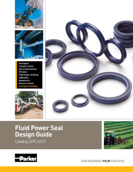 pdf Fluid Power Parker Seals image